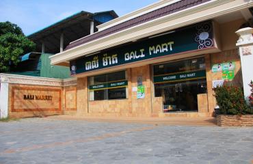 Bali resort for 7047 design hotel